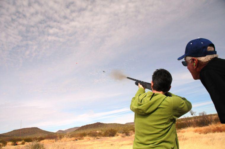 Free shotgun shooting event for women Feb. 8