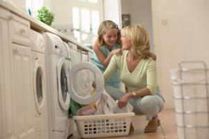 laundry mother