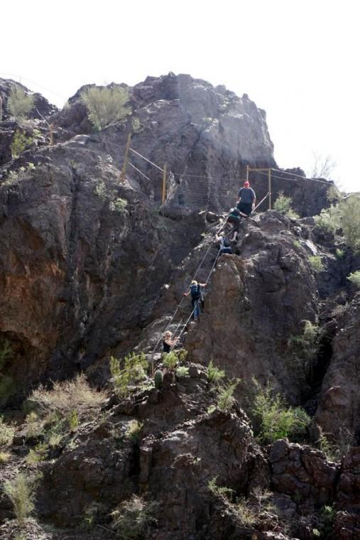On Picacho, hikers have ideas on how to keep park open