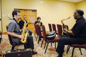 Sharing the language of jazz