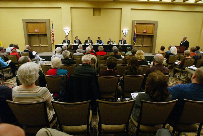 Oro Valley Candidate Forum