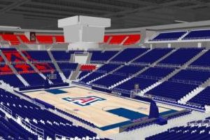 McKale Center Rennovation - Arizona Athletics