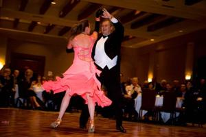 Shakin' it for charity, chamber