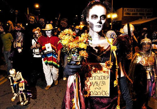 All Souls Procession Tucson