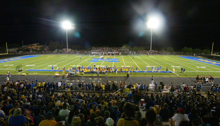 Mountain View at Marana Football