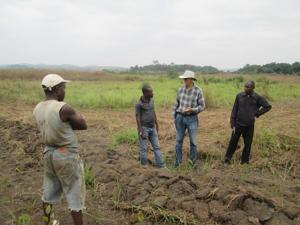 Angola trip proved eye opening to local soil scientist