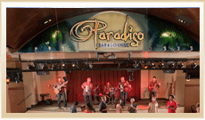Paradiso bar and lounge at Casino Del Sol