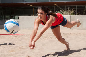 Sand Volleyball U Of A
