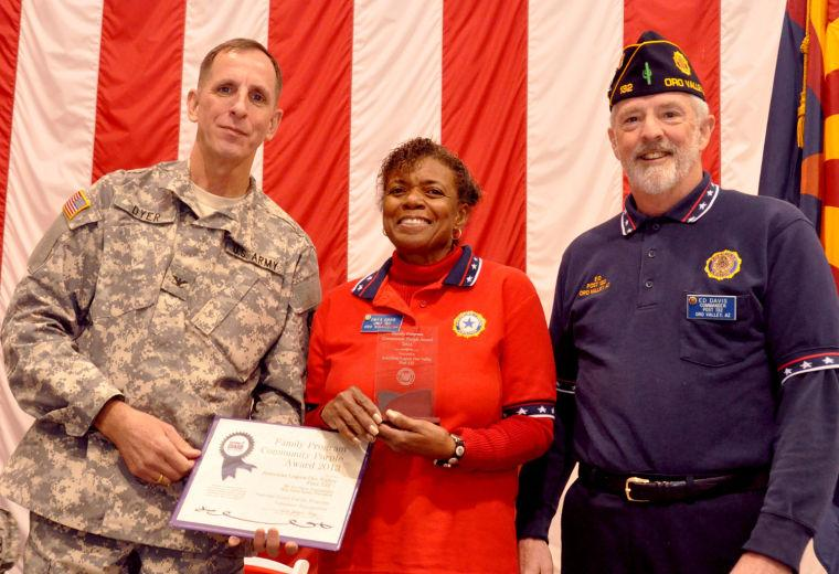 American Legion receives national honor
