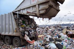 PC landfills closing President's Day