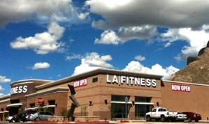 LA Fitness Oro Valley