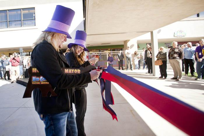 Casas Church opens Kid City