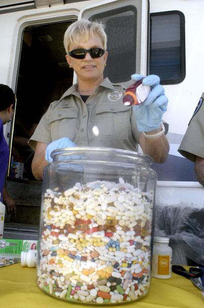 National Prescription Drug Take-Back Day 3
