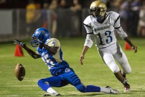 Pusch Ridge vs Baboquivari football