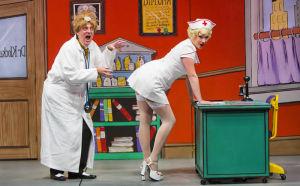 """""""The Sunshine Boys': """"The Sunshine Boys' at The Arizona Theatre Company.  - Courtesy Photo"""