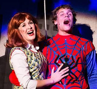 Spider Guy - Gaslight Theatre