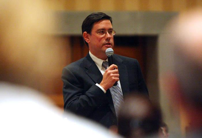 Democrats question direction taken by Brewer, Republican legislature