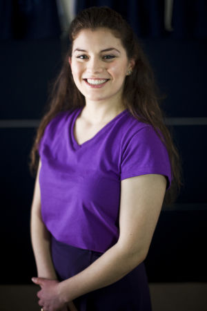 Jennas Pilates: Jenna Morris of Jenna's Pilates studio offers one-on-one Pilates classes.  - J.D. Fitzgerald/The Explorer