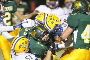 Cayon Del Oro vs Marana Football
