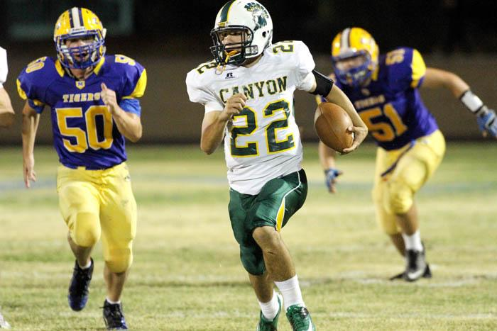 Canyon Del Oro vs Marana Football