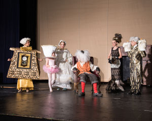 Beauty And The Beast: Northwest Tucson Spotlight Youth Productions is continuing its tradition of having nearly 50 actors put on a summer production. This year's performance is Disney's Beauty and the Beast.  - Photo courtesy of Mike Christoph