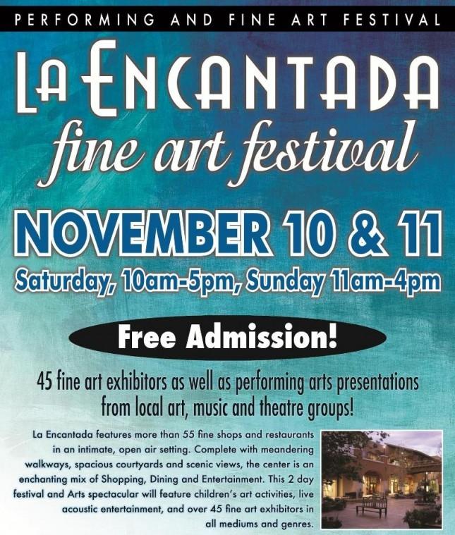 La Encantada Fine Art Festival