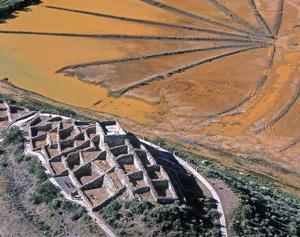 Sinagua Village with Tailings Pond