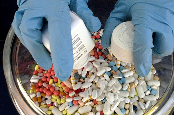 National Prescription Drug Take-Back Day 8