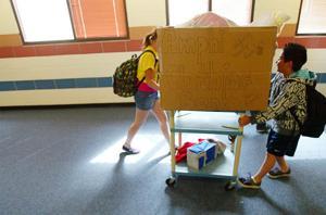 Amphi Clothing Donation 2