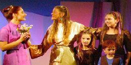 The Sea of Glass (Christmas play)