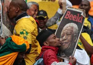 Nelson Mandela memorial