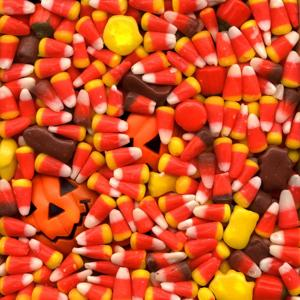 Pumpkins And Candy
