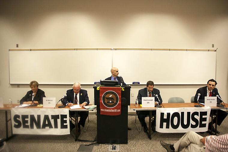 Legislative District 11 Clean Elections Debate