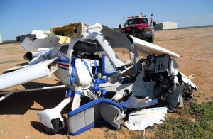 Pilot in Marana crash dies
