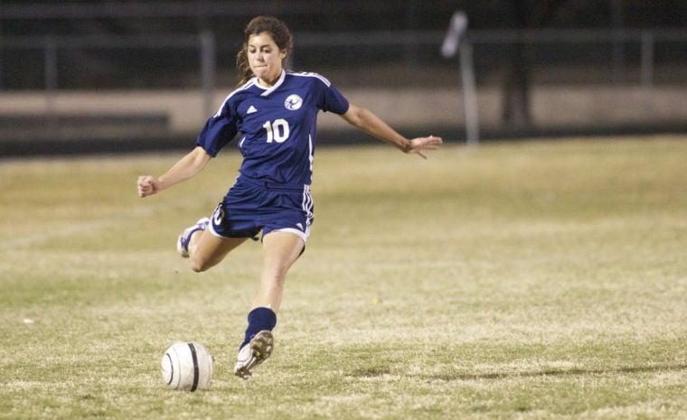 Mountain View Girls Soccer