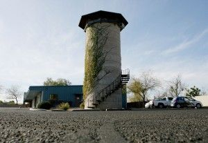 Watch Tower: Watch tower in Tucson. - Courtesy photo