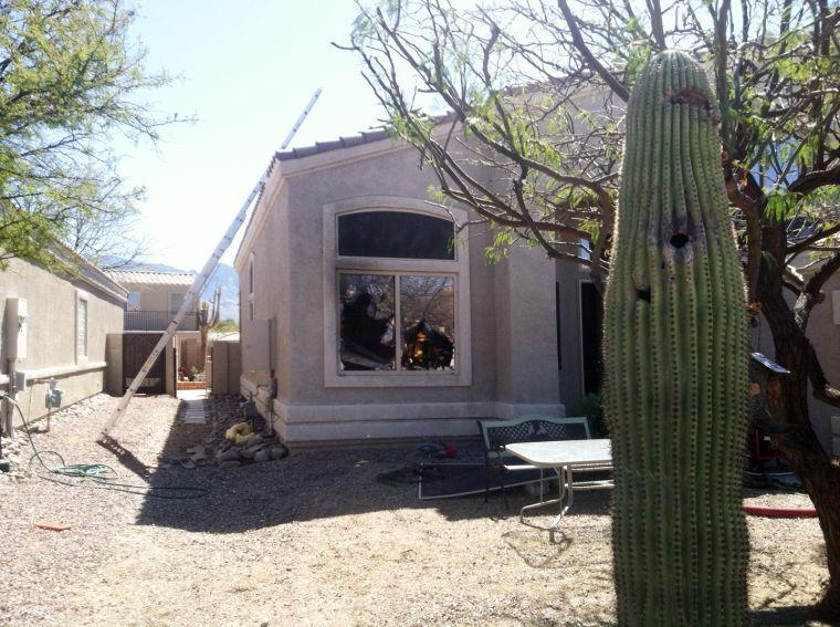 Child injured in an Oro Valley house fire