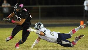 Mountain View vs Ironwood Ridge football