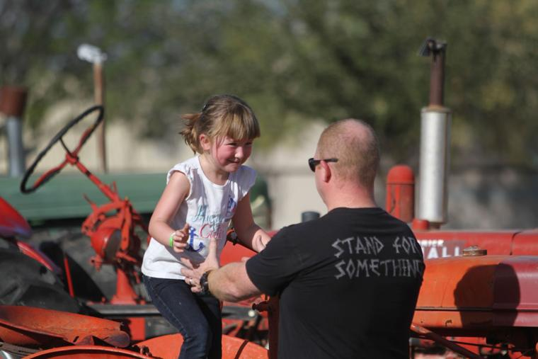 Marana Pumpkin Patch & Farm Festival 2016 Family