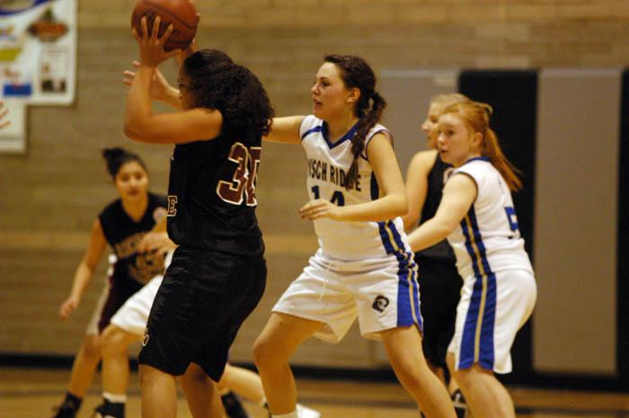 Pusch Ridge girls reach finals