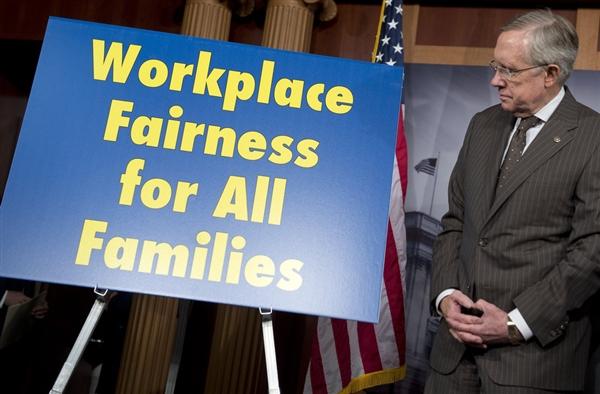Senate approves gay rights bill