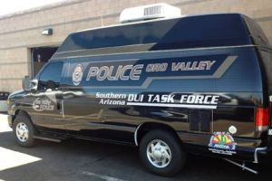 OVPD Receives Grant Funding For DUI Enforcement Vehicles: OVPD's new 2013 Ford E350 DUI phlebotomy van that will be deployed regularly with the Southern Arizona DUI Task Force. - OVPD