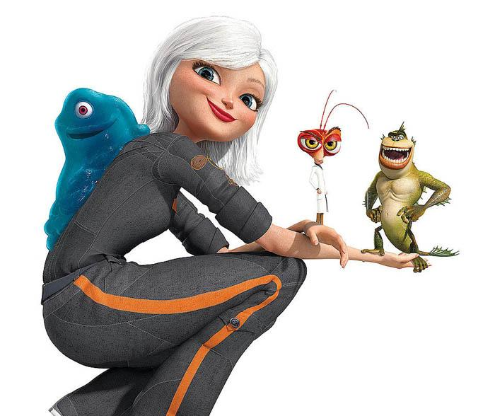 NEW AT THE MOVIES: Monsters, aliens! And in 3-D