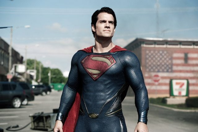 'Man of Steel'