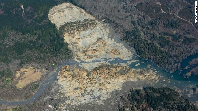 Landslide Washington