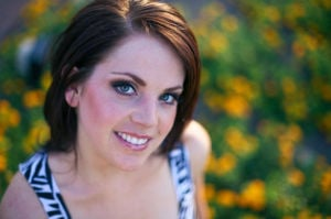 Living With Crohn's: Beloved Crohn's Victim Remembered: Krista Garland was a happy and outgoing woman. - Courtesy Photo