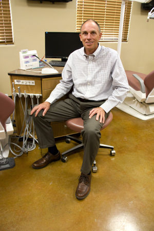 Gladden Farms Dental Specialists: Dr. Kirk Mosley, D.D.S., recently opened Gladden Farms Dental Specialists in Marana. The dental office will have its grand opening on Nov. 16. - Hannah McLeod/The Explorer