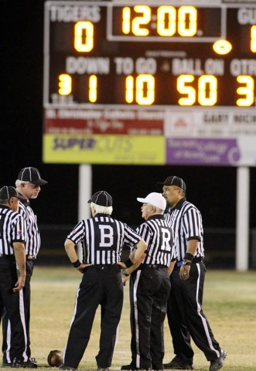 Marana Vs Canyon Del Oro Football