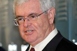Gingrich, Sharpton praise charter's innovation