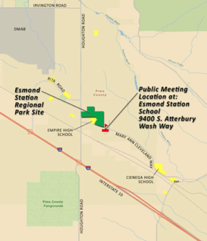 Contribute your ideas to Esmond Station Regional Park Master Plan
